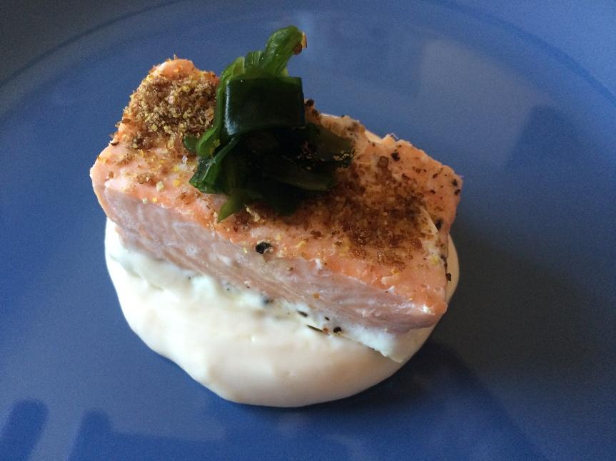 salmon-wasabi
