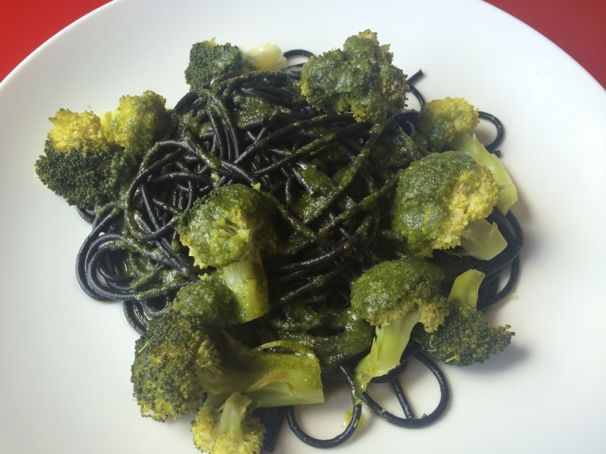 espagueti-brocoli